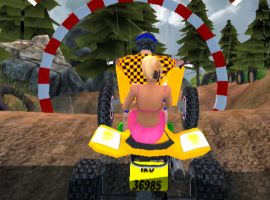 ATV Quad Bike Simulator 2020