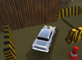City Mall Car Parking Simulator
