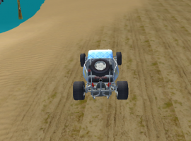 Buggy Racer Stunt Driver